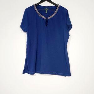Lauren Jeans company by Ralph Lauren Womens top